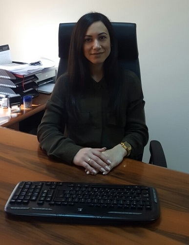 ELENA NICODEMOU - Administrator and Accounting Assistant